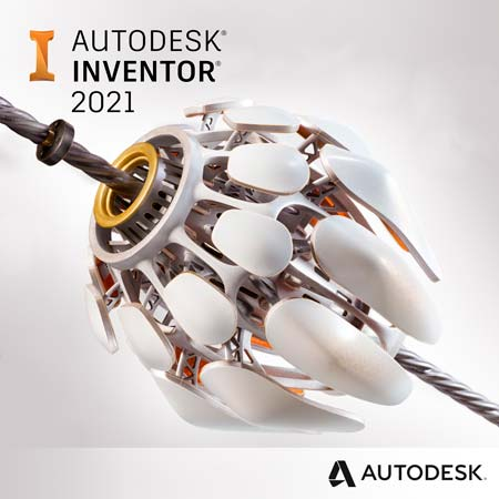 Inventor Professional 2021 Commercial New Single-user ELD 3-Year Subscription
